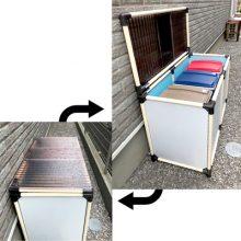 ゴミ箱収納容器